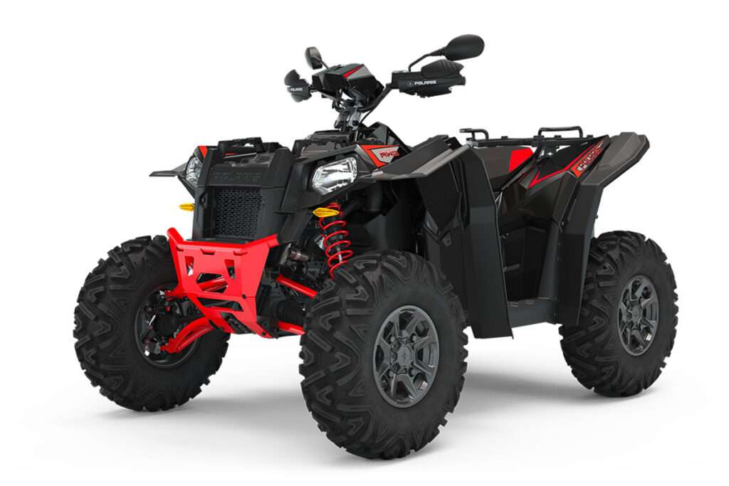 Polaris Scrambler XP 1000 S 2021 Black Pearl 1