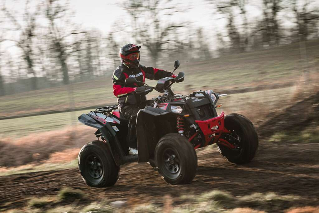 Polaris Scrambler XP 1000 S 2021 Black Pearl 7