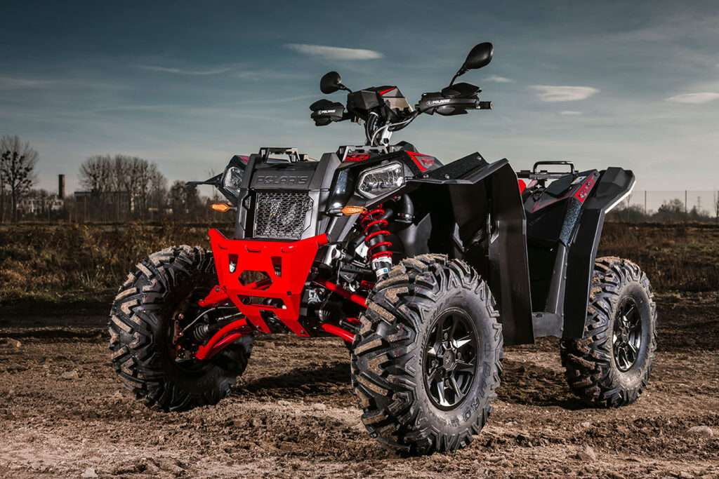 Polaris Scrambler XP 1000 S 2021 Black Pearl 8