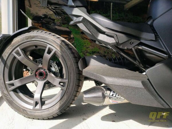 can-am ryker 900 tuned demo